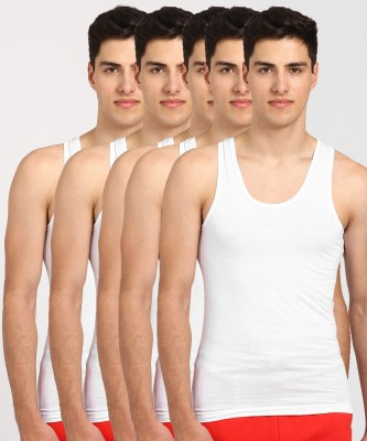 Jon Men Vest(Pack of 3)