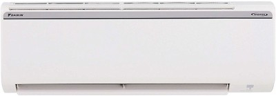 Daikin 1.8 Ton 4 Star BEE Rating 2018 Inverter AC  - White(FTKP60TV16U/RKP60TV16U, Copper Condenser)   Air Conditioner  (Daikin)