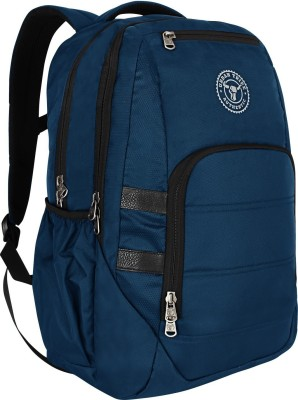 Urban Tribe Accelerator Navy Blue 30 L Laptop Backpack Blue Urban Tribe Backpacks
