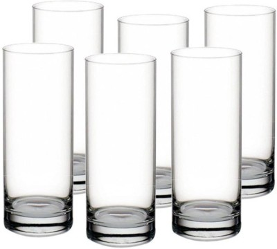 Treo Milano Glass Set(Glass, 340 ml, Clear, Pack of 2)