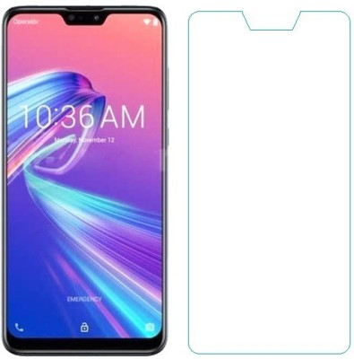 MRNKA Tempered Glass Guard for Asus Zenfone Max Pro M2
