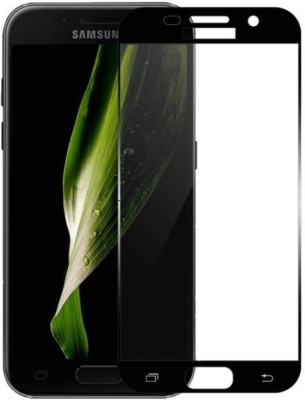 S & S Cuddle Edge To Edge Tempered Glass for Samsung Galaxy J5 Pro(Pack of 1)