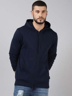Rodid Full Sleeve Solid Men Sweatshirt
