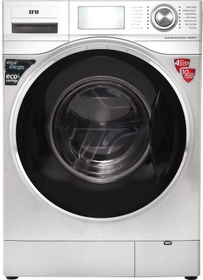 IFB 8 kg Fully Automatic Front Load Washing Machine Silver(Senator WXS) (IFB)  Buy Online