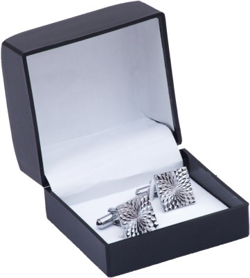 To The Nines Alloy Cufflink(Silver)