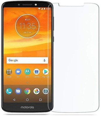 Tempered Glasses Impossible Screen Guard for Motorola Moto e5 Plus 5D Tempered Glass(Pack of 1)