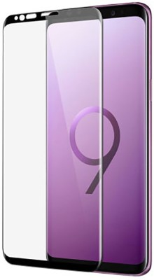 Tempered Glasses Edge To Edge Tempered Glass for Samsung S9 Plus 4D Tempered Glass(Pack of 1)