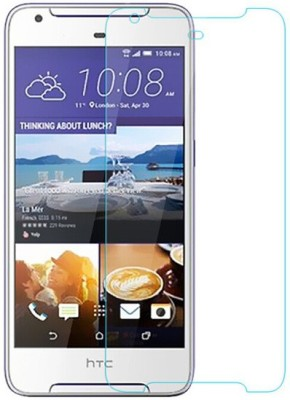 Tempered Glasses Impossible Screen Guard for Htc 628 Air-bubble Proof(Pack of 1)