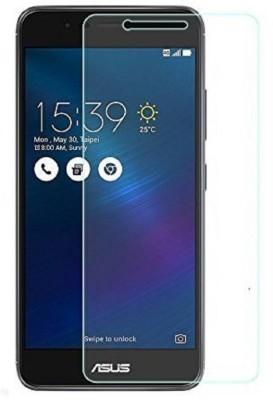 Tempered Glasses Edge To Edge Tempered Glass for Asus Zenfone 3 Max Air-bubble Proof(Pack of 1)