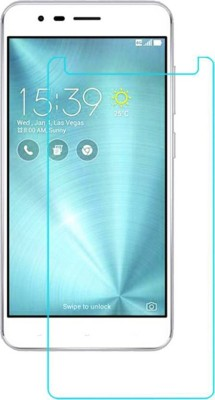 Tempered Glasses Edge To Edge Tempered Glass for Asus Zenfone Zoom S 4D Screen Guard(Pack of 1)