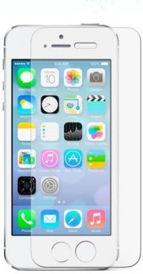 Case Creation Tempered Glass Guard for Apple IPHONE5S(Pack of 1)
