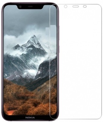 the best choice Tempered Glass Guard for Honor P20 Lite 5D Curved Color Glass/5D Tempered glass/ Edge to Edge 5D Anti -Scratch Glass/Screen Protector (BLACK)(Pack of 1)