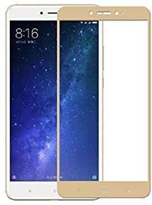 Tempered Glasses Edge To Edge Tempered Glass for Xiaomi Redmi MI A2 3D Screen Guard(Pack of 1)