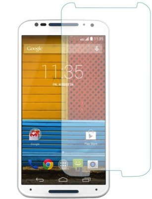 Through Impossible Screen Guard for Through Unbreakable Screen Protector for MOTO X STYLE(Pack of 1)