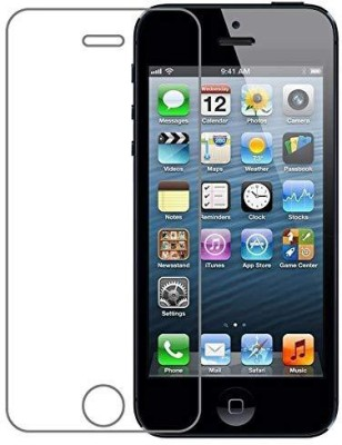 Tempered Glasses Screen Guard for Apple Iphone 5(Pack of 1)