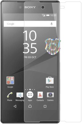 Case Creation Tempered Glass Guard for Sony Xperia Z5 Dual(Pack of 1)