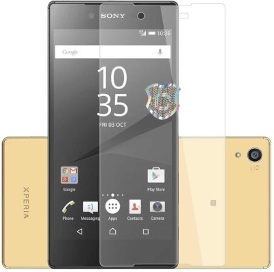 ACM Tempered Glass Guard for Sony Xperia Z1s(Pack of 2)