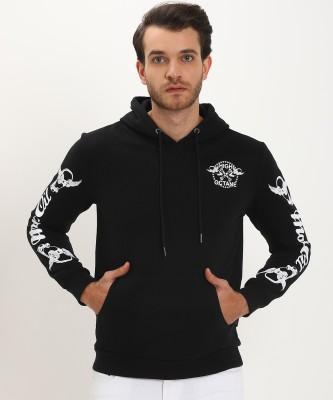 Rodid Full Sleeve Solid Men Sweatshirt