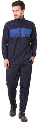 Dee Mannequin Solid Men's Track Suit
