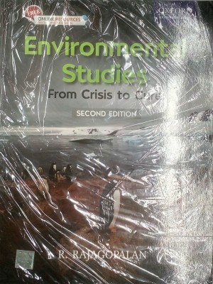 Environmental Studies : From Crisis to Cure (English) 2nd Edition (Paperback)