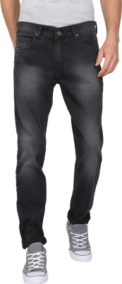 VERSATYL Slim Men Black Jeans