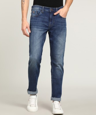 U.S. Polo Assn Slim Men's Blue Jeans