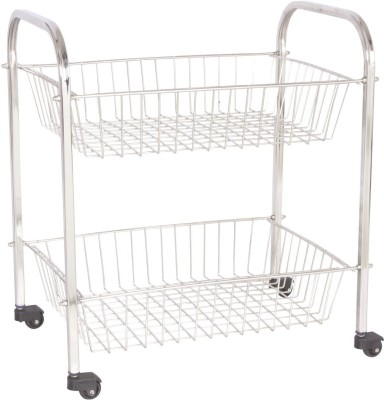 Amol Vegetable kitchen trolley Stainless Steel Kitchen Trolley Amol Kitchen Trolleys