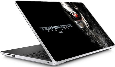 GADGETS WRAP Universal terminator genisys 2015 Skin For 15.6 Inch Laptop (15x10 inch) Vinyl Laptop Decal 15.6