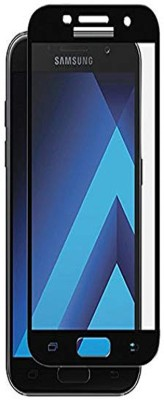 itrusto Edge To Edge Tempered Glass for Samsung Galaxy A5 2016 Edition(Pack of 1)