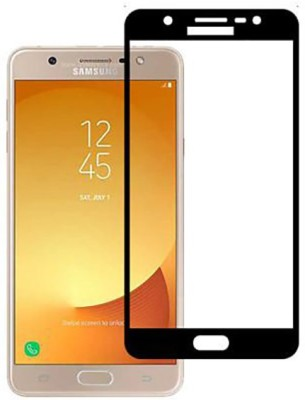 Tempered Glasses Edge To Edge Tempered Glass for Samsung galaxy J7 Duo(Pack of 1)