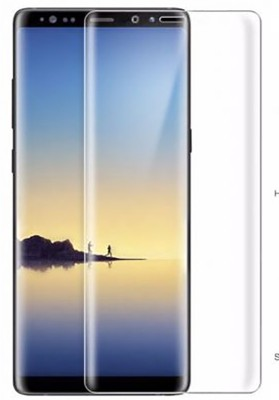 Tempered Glasses Impossible Screen Guard for Samsung Note 8 Anti Glare(Pack of 1)