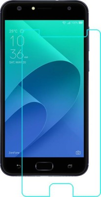 Tempered Glasses Edge To Edge Tempered Glass for Asus Zenfone 4 Selfie Dc 3D Screen Guard(Pack of 1)