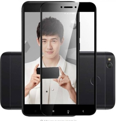 9H Tempered Glass Guard for Mi Redmi 4(Pack of 1)
