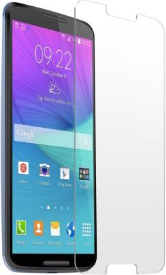Marshland Tempered Glass Guard for Motorola Nexus 6(Pack of 1)