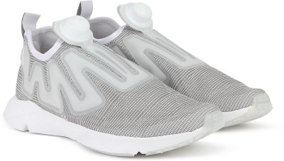 REEBOK PUMP SUPREME FLEXWEAVE Running Shoes For Men(White) at flipkart
