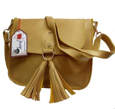 Jovial Gold Shoulder Bag Jovial Sling Bags