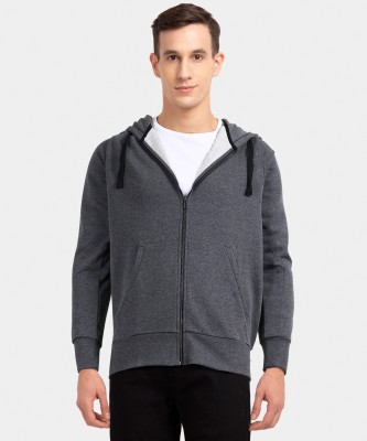ADIDAS Full Sleeve Solid Men Sweatshirt at flipkart