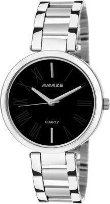 AMAZE CT79 Black Dial Analog Watch   For Girls AMAZE Wrist Watches