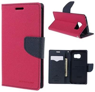 VARAJ Flip Cover for Oppo F3 Plus Pink