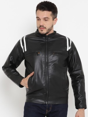 Tribewear Full Sleeve Solid Men Jacket