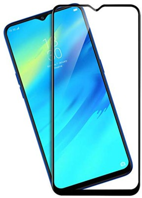 DG(DEVICE) Edge To Edge Tempered Glass for Realme 2 Pro(Pack of 1)