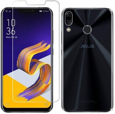 Khushal Tempered Glass Guard for Asus Zenfone 5Z(Pack of 1)