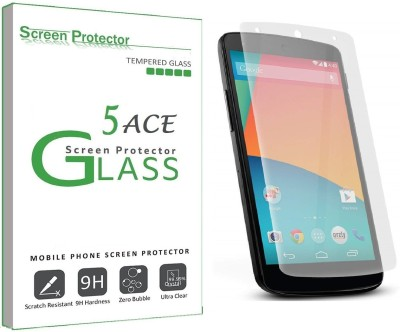 BlackBug Tempered Glass Guard for LG NEXUS 6P SCREEN PROTECTOR,SCREEN GUARD (CLEAR HD) 0.3MM,2.5D(Pack of 1)