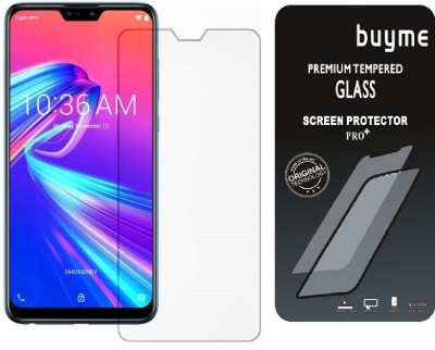 BuyMe Tempered Glass Guard for Asus Zenfone Max Pro M2(Pack of 1)