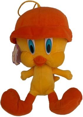 Galaxy World Tweety Pie Doll   33 cm Orange Galaxy World Soft Toys