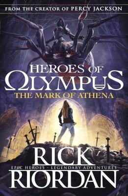 The Mark of Athena (Heroes of Olympus Book 3)(English, Paperback, Riordan Rick)