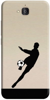 Olykun Back Cover for Honor Holly 2 Plus Multicolor
