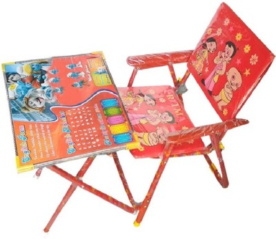 Tajpur Traders engineered wood Desk Chair(Finish Color - Red)