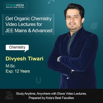 ETOOSINDIA Complete Organic Chemistry for JEE Main & Advanced by DT Sir(USB) at flipkart