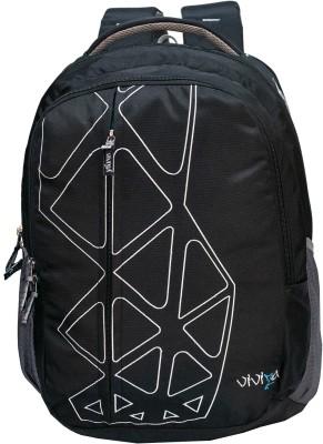 Viviza 15.6 inch Expandable Laptop Backpack Black